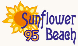 Logo Sunflower Beach 95 Cattolica